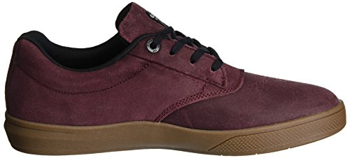 Globe Herren the Eagle Sg Sneaker Rot (burgundy/gum CC)