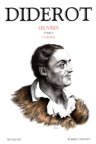 Diderot, tome 2 : Contes