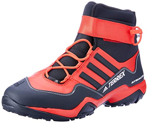 adidas Herren Terrex Hydro_Lace Trekking- & Wanderstiefel Rot (Roalre/Negbas/Blatiz 000) 40 EU