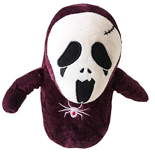 Q Lustige Halloween Edition Plüschtiere EIN lila Kleid Lustiges Spielzeug, um Ihre Leidenschaft für Feiern zu Zeigen.