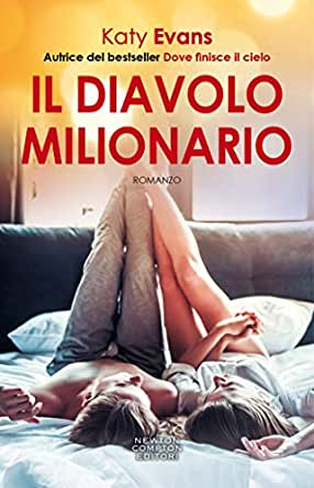 Il diavolo milionario (Million Dollar Series Vol. 1) eBook: Evans, Katy:  Amazon.it: Kindle Store