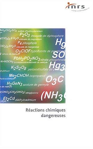 Réactions chimiques dangereuses