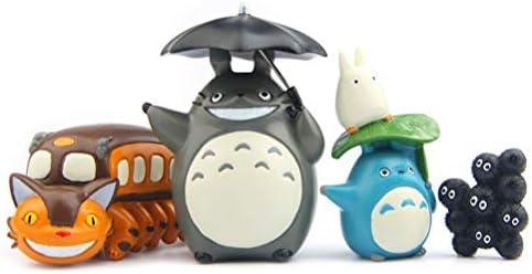 EASTVAPS 4pcs Mon Voisin Hayao Miyazaki Totoro Totoro Totoro Figurines | Discount  aaa026