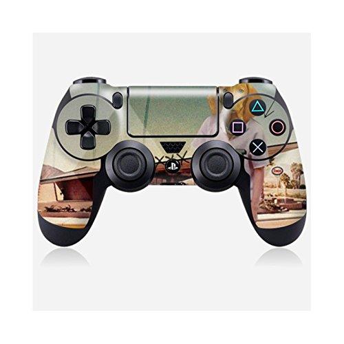 iPhone SE Case, Cover, Guscio Protettivo - Original Design : Sony PlayStation 4 controller Skin