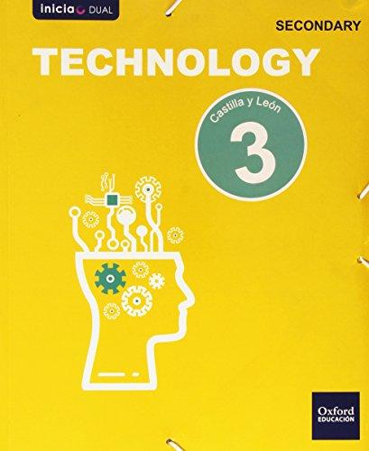 Technology. Student's Pack. Castilla León. ESO 2 (Inicia Dual) - 9788467351262 por Jesús Moreno Márquez