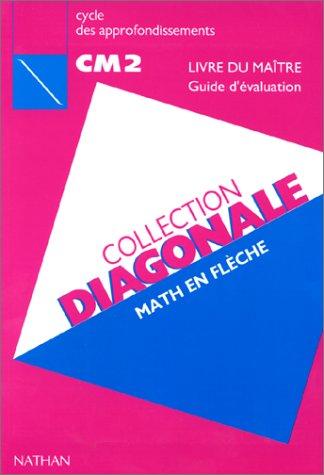 Diagonale, CM2. Guide du maître, édition 1992-1993