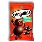 Conguitos - Ragea de cacahuete recubierto de chocolate, 90 g