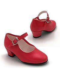 Flamenca 400FL - Zapato Señora - 41, Blanco