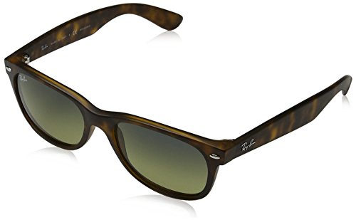 ray-ban-rb2132-new-wayfarer-sonnenbrille-polarisiert-52mm-braun-874-51-52-mm