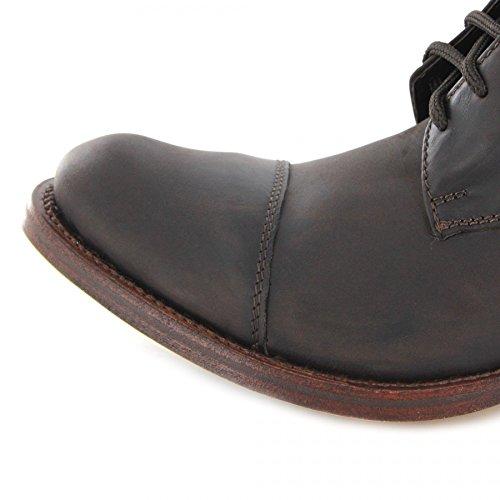 Sendra Boots Stiefel 7472 Cafe/Urban Boots Herren/Herren Schnürstiefel Braun Cafe
