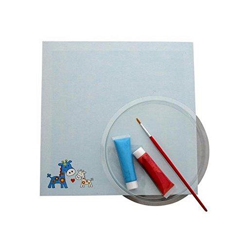 kit-empreinte-tableau-bleu-garcon-main-pied-peinture-bebe-enfant
