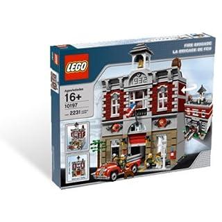 Lego 10197 - Feuerwache (B003TN378C)   Amazon price tracker / tracking, Amazon price history charts, Amazon price watches, Amazon price drop alerts