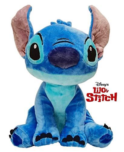 Playbyplay peluche stitch 30cm parlante lingua inglese frasi del film originale disney lilo e stitch ufficiale