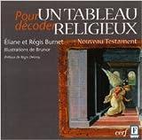 Pour décoder un tableau religieux - Nouveau Testament de Eliane Burnet ,Régis Burnet ,Brunor (Illustrations) ( 18 mai 2006 ) - Cerf (18 mai 2006) - 18/05/2006