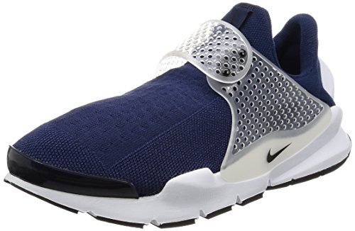 "Dunkelblau Nike Sock Dart ""Midnight Navy/White"" (819686-400) 45 - (Canvas-sneakers Blk)"