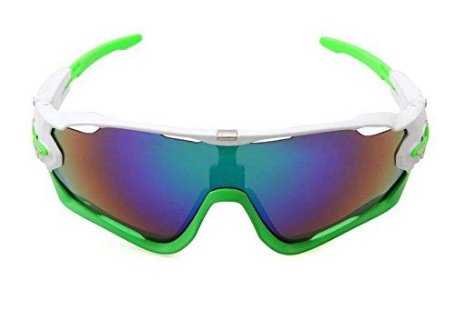 GCR Sonnenbrille Schatten Polarisierende Brille Ski Wind Auge Hell Outdoor Radsport Sport-Sonnenbrille , C4 Oakley Sonnenbrillen Reparatur-kit