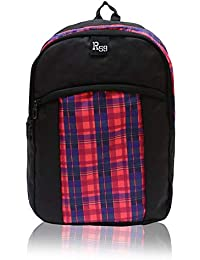 02d5a32bd64 Harissons Bags Sync Polyester 20 Ltrs Multicoloured Mosaics School Backpack    Christmas New Year