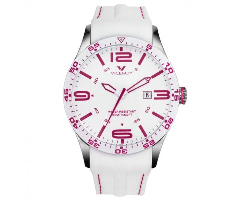 Authentic Viceroy Fun Colors watch Date 432049-75