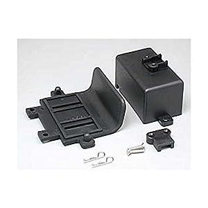 Traxxas 4132 EZ-Start - Parachoques Trasero, Caja de batería, Clip, Modelo de Coche