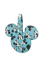 Samsonite Global TA Disney Porta Indirizzi, 13.5 cm, Blu (Mickey/Minnie Blue)