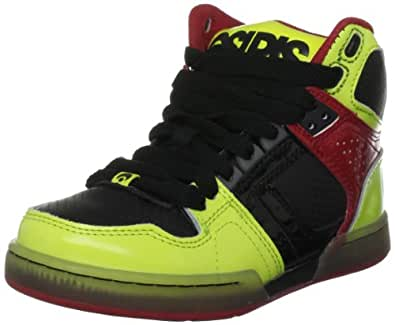 Osiris Youth Nyc83 Yellow Black Red Sports Basketball 31301558 4 UK