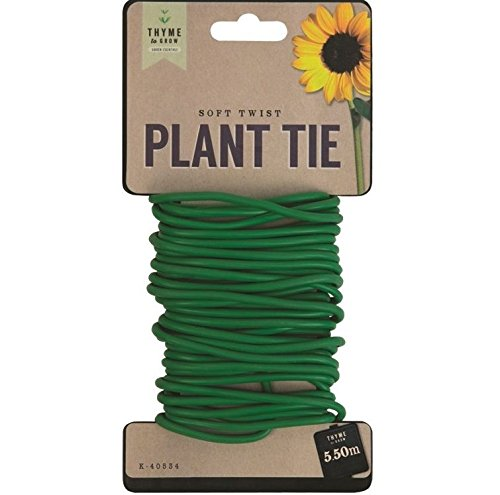 55m-garden-thick-soft-twist-plant-support-tie-coated-wire-durable-reusable-wire