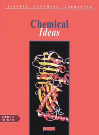Salters Advanced Chemistry Chemical Ideas, (Salters GCE Chemistry)