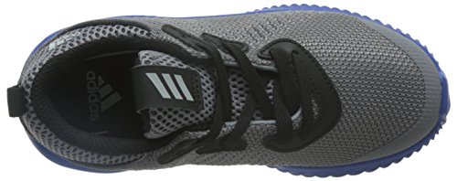adidas  Alphabounce C, chaussure de sport Unisexe - enfant Grigio (Gris/Onicla/Azul)