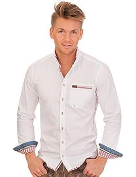 Trachtenhemd mit langem Arm - EN