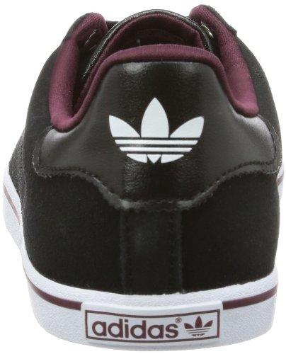 adidas Court Star Slim G95607 Damen Sneaker Schwarz Black
