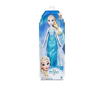 Disney MUÑECA Frozen Elsa 30 CMS. de Jugatoys