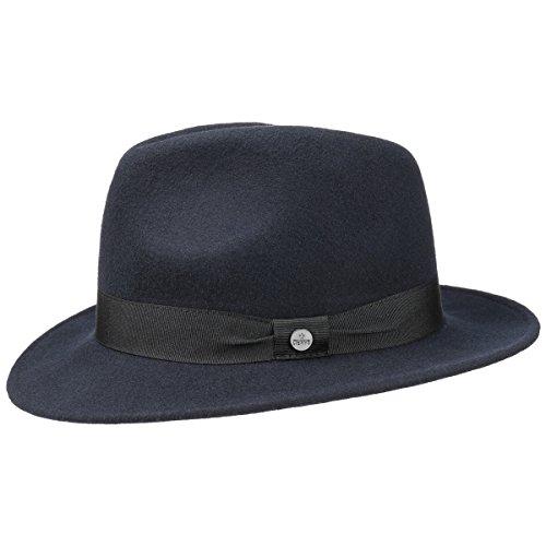 freizeit-filzhut-lierys-mafiahut-herrenhut-l-58-59-blau