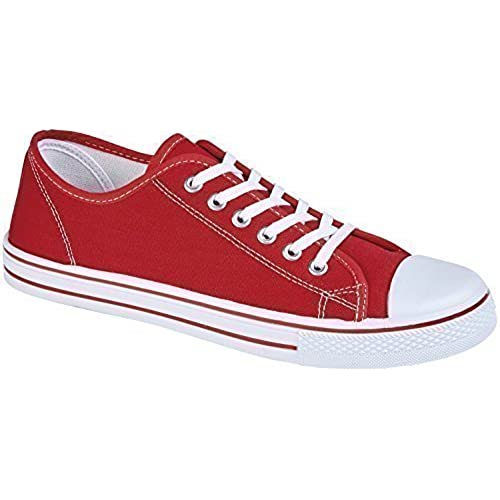 Mens Canvas Baseball Shoes Trainers - Baltimore NB_1461