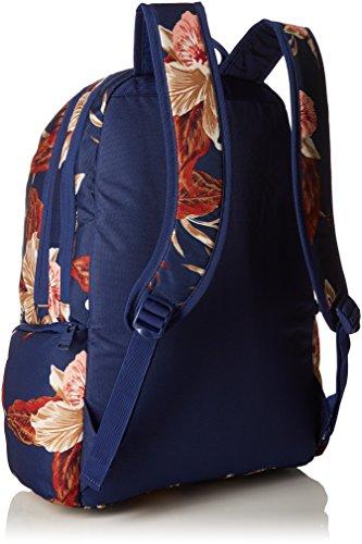 Roxy Alright - Sac porté dos femme Bleu (Bsq6)