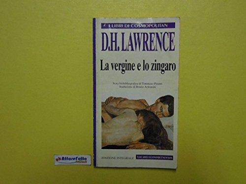 J 2523 LIBRO LA VERGINE E LO ZINGARO DI D H LAWRENCE 1997