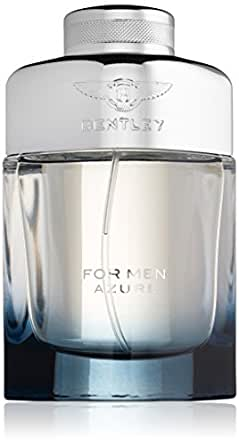 Bentley Herren Azure Eau de Toilette Natural Spray, (1 x 100 ml)