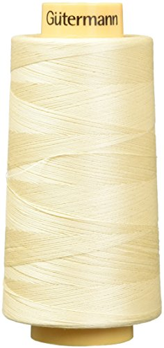 gutermann-fil-de-coton-naturel-solides-3-281-yd-creme