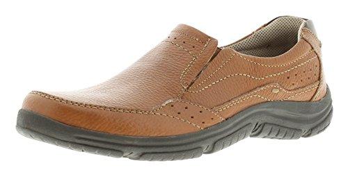 nuovo-da-uomo-uomo-marrone-hush-puppies-tampere-percy-scarpe-casual-marrone-numeri-uk-6-12-marrone-4