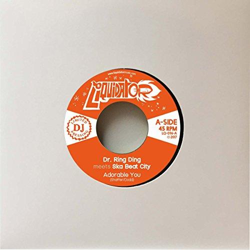 Preisvergleich Produktbild Adorable You / Tren A Coventry [Vinyl Single]
