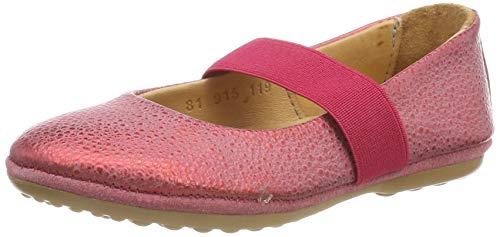 Bisgaard Mädchen 81915.119 Geschlossene Ballerinas Pink (Berry 909) 34 EU