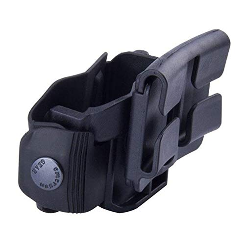 banbie8409 Tactical 360 Rotation Belt Clip MOLLE Holster Rotating Hunting per G17