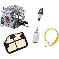 Magideal Carburatore Linea Filtro Carburante Aria Per Husqvarna 36 41 136 137 141 142 Motosega - Trova i prezzi più bassi