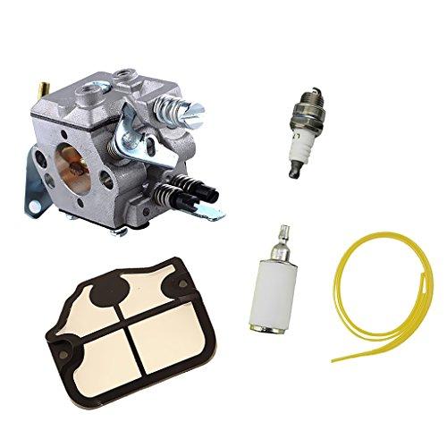 MagiDeal Vergaser Luft Kraftstoff Filter Linie für Husqvarna 36 41 136 137 141 142 Chainsaw (Filter Husqvarna)