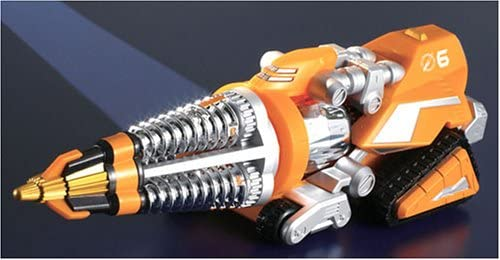 Power Rangers Operation Overdrive Overdrive Operation Boukenger Drill Accessory B000EOUSE0 ced9b4