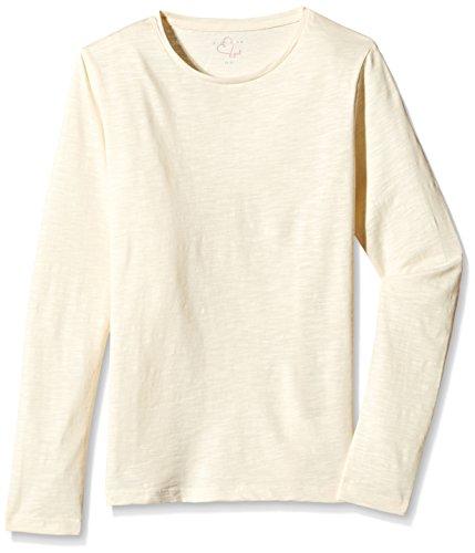 Chemistry Girl T-Shirt (GA15-064KTTEEFSV_Beige_7-8 Years)