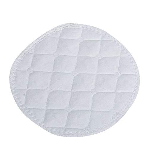 Fangfeen Coussinets d'allaitement 10pcs Trois Couches de Coton lavables écologiques Tapis Allaitement