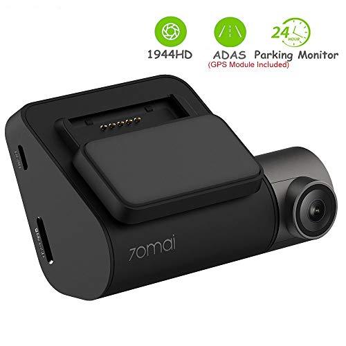 70mai Dash Cam Pro 1944P GPS ADAS Telecamera per auto DVR Controllo vocale 24 ore Monitor di parcheggio 140FOV Wifi