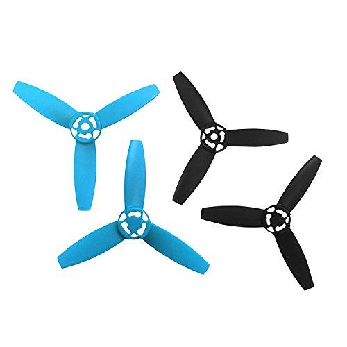 5042 Carbon Fiber Prop Upgrade Propellers Blades for Parrot Bebop drone 3.0 Part