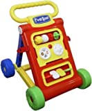 #8: Baby Runner Rehra Musical Plastic Multi-Coloured Trikes for Kids (CHETAN-019)