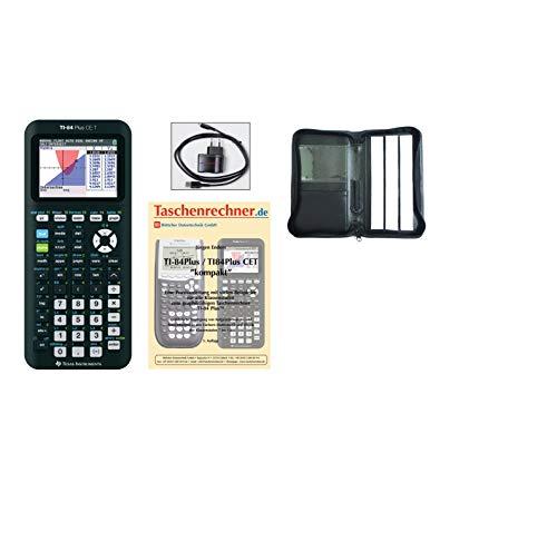 TI-84Plus Cet pacchetto 3scomparto (+ Borsa + libro)